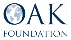 Logo Oak Foundation